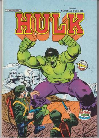 Collectif, Hulk n°5