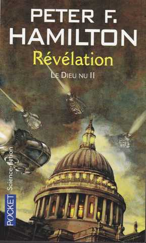 Peter F. Hamilton -(Cycle l'aube de la nuit T6) Revelation