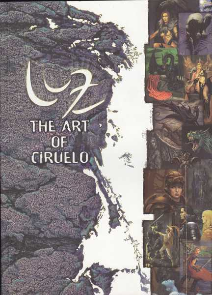Ciruelo, Luz, The Art of Ciruelo