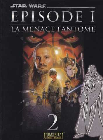 Collectif, La menace fantome 2/3