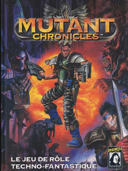 Collectif, Mutant chronicles