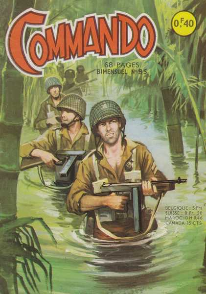 Collectif, Commando n°95