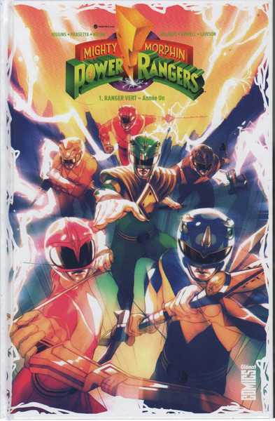 Collectif, Power rangers 1