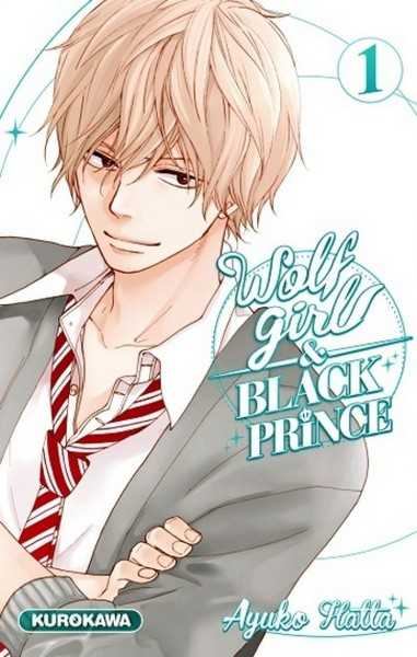 Hatta Ayuko, Wolf girl and black prince 1