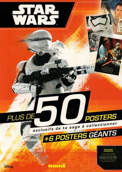 Collectif, Star Wars - Plus de 50 posters
