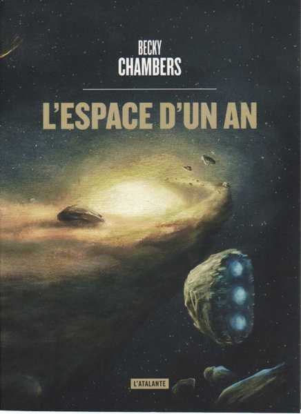 Chambers Becky, Cycle Les Voyageurs - L'Espace d'un an