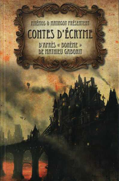 Collectif, Contes d'écryme