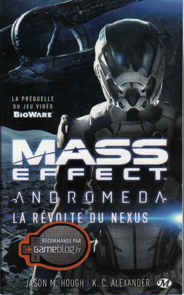 Collectif, Mass effect - la révolte du nexus