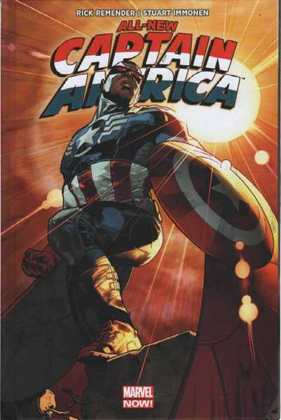 Remender Rick, All-new Captain America