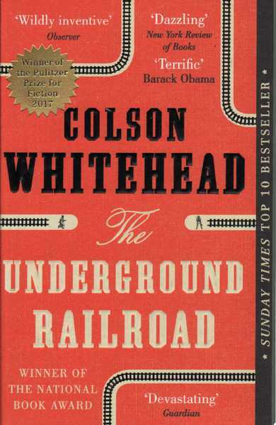 Whitehead Colson, The underground railroad