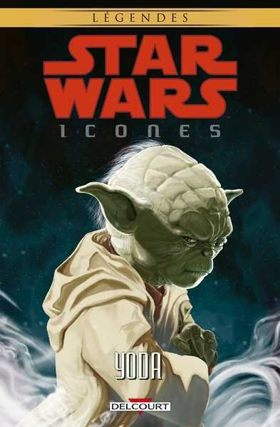 Collectif, Star Wars - Icones 8 - Yoda