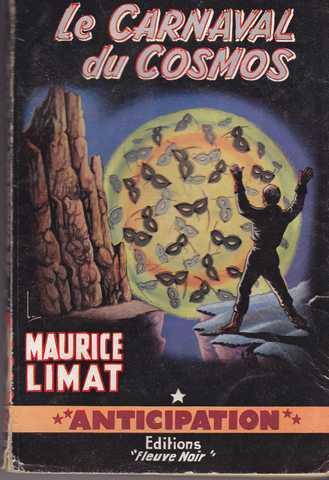 le carnaval du cosmos limat maurice librairie omerveilles
