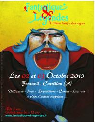 Festival du fantastique au Fontanil Affiche-fl
