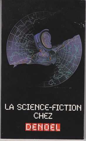 catalogue 1985 - La science-fiction chez denoel