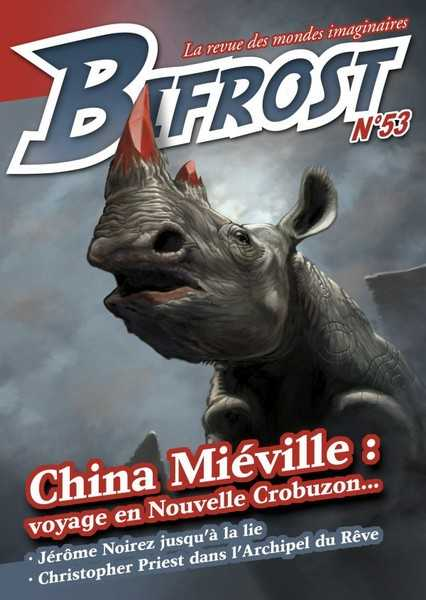 Bifrost n°053 - China Mieville