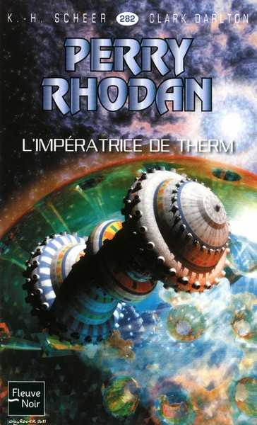 perry Rhodan 282 - L'imperatrice de Therm