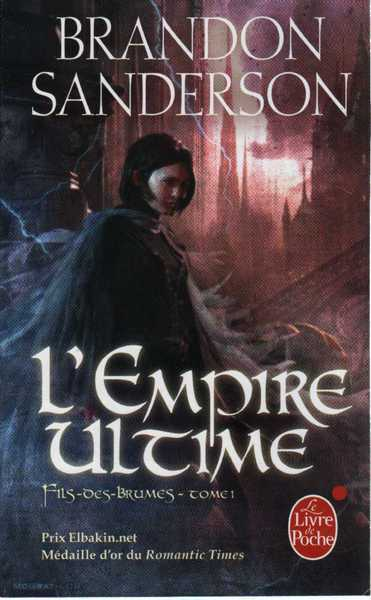 Fils des brumes 1 - L'empire ultime