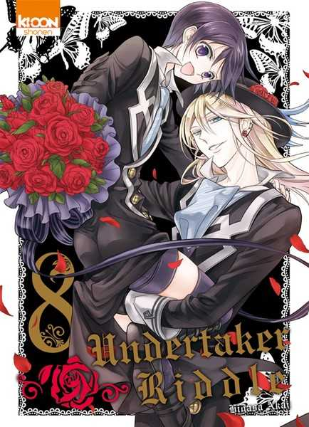 Undertaker Riddle 8