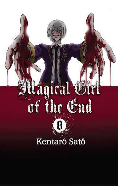 Magical girl of the end 8