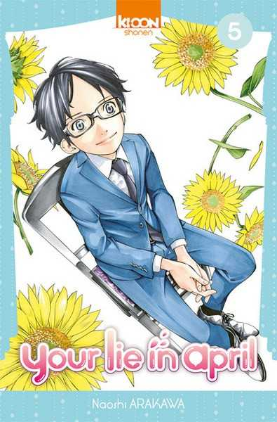 Your Lie in April 5