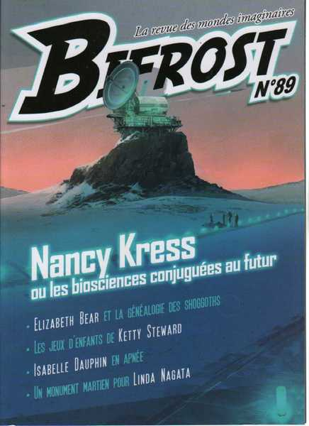 Bifrost n°089 - Nancy Kress