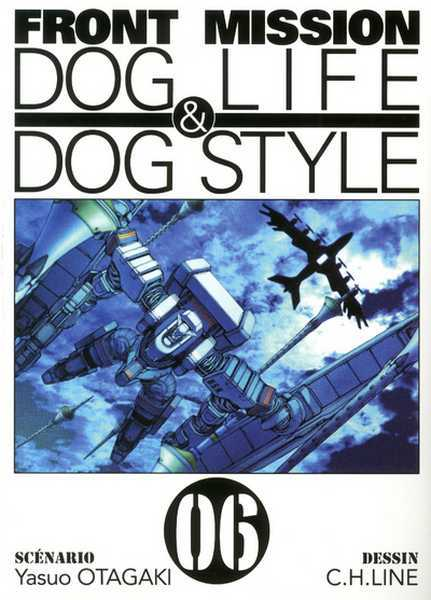 Front Mission Dog Life & Dog Style T06 - Vo