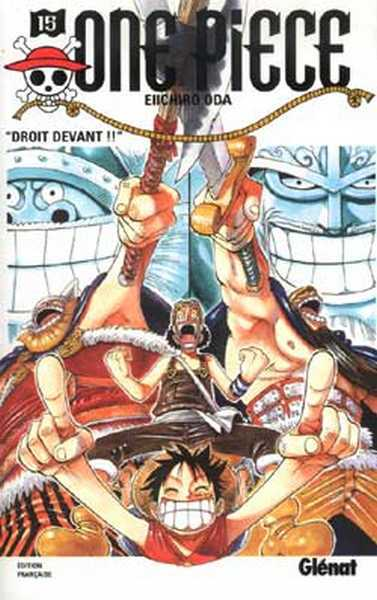 One Piece - Tome 15