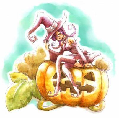 halloween à Au Librius