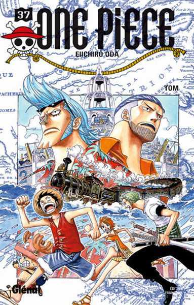 Oda, One Piece - Tome 37